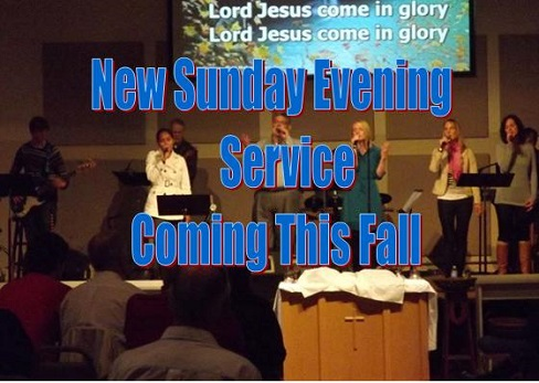 Sunday Evening Service