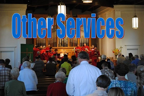 Other Worship Services