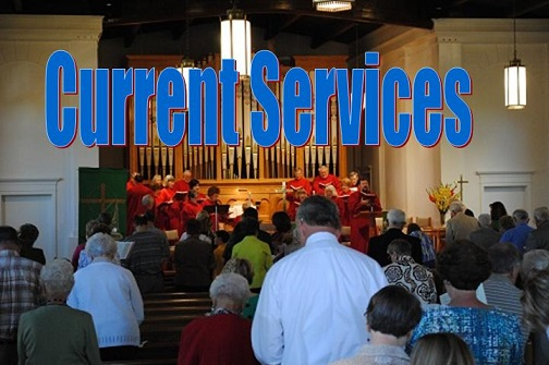 Current Worship Services